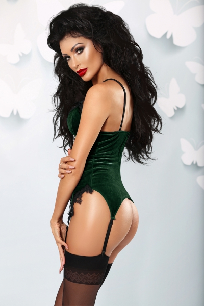 Exclusive lingerie Wonderful Green 2
